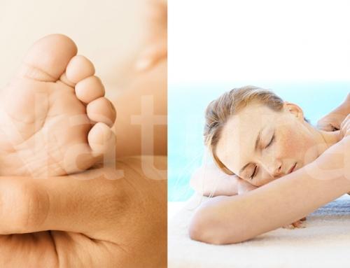 El poder curativo de un masaje